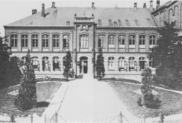 Bauschule 1891