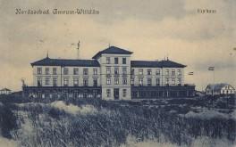 Amrum - Kurhaus anno 1913