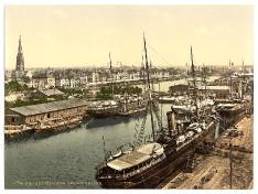 Bremerhaven - Neuer Hafen