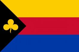 Flagge Delfzijl - NL