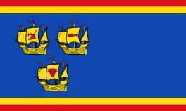 Flagge Eiderstedt