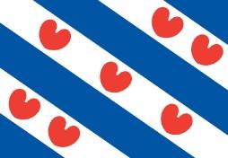 Flagge Friesland - NL