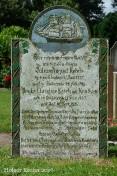 Föhr - Grabstein 3318