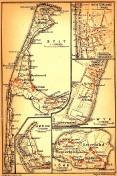 Nordfriesische Inseln 1910