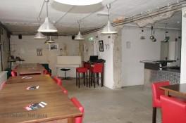 Bunker D - Cafe