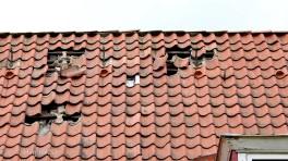 Dachschaden - 1295