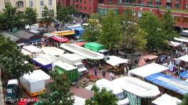 Wochenmarkt 2003 A