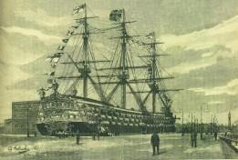 Kanalbau Juni 1895