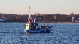 Fischkutter Kulle Christoph - 4561