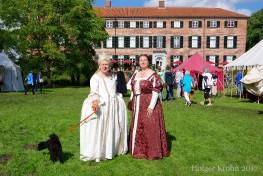 Barocke Damen