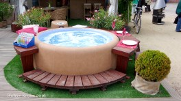 Outdoor-Whirlpool