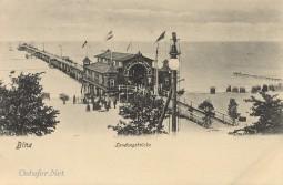 Binz - Landungsbrücke