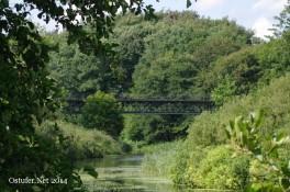 Oppendorf - Eisenbahnbrücke III