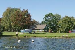 Lanker See - Badestelle